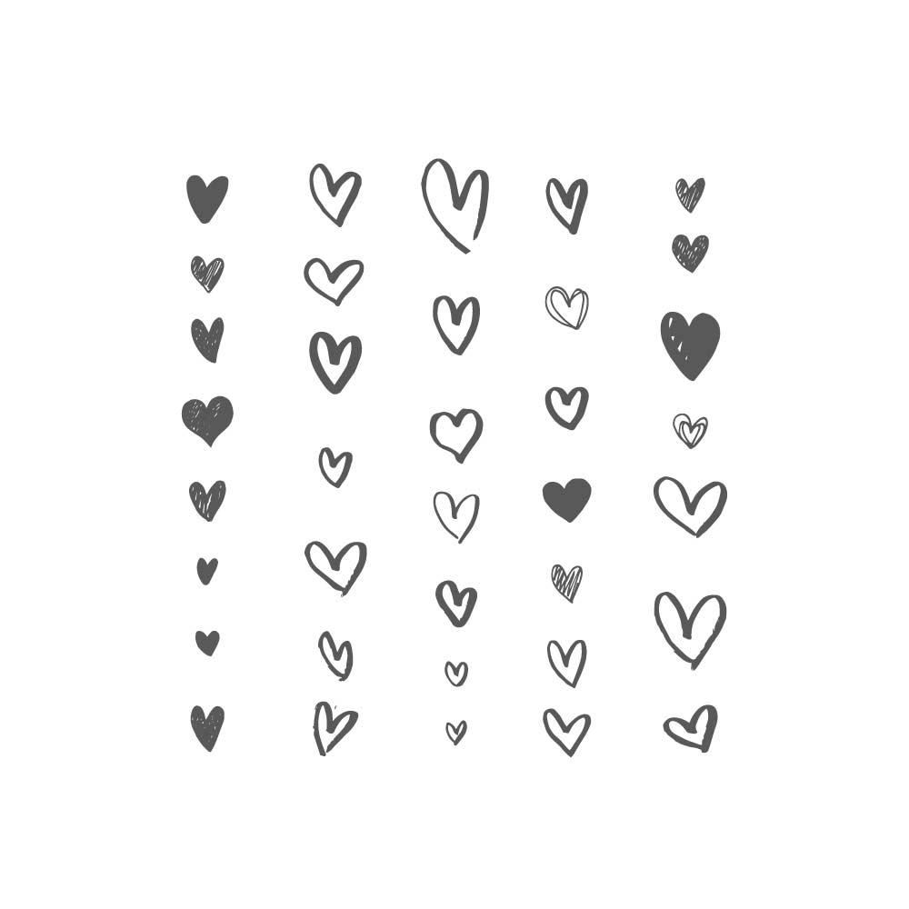 Boho-Chic-Heart-Cuori