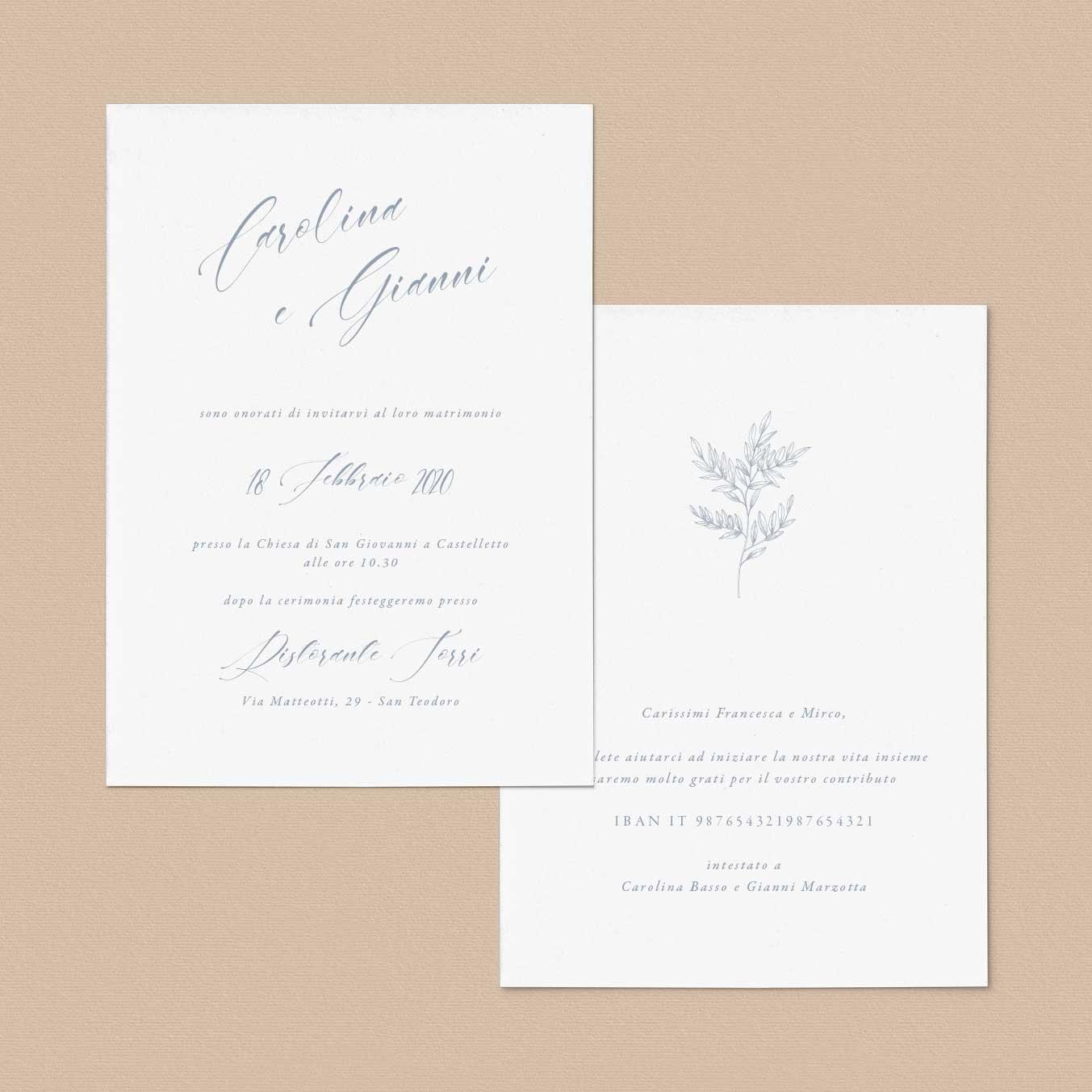 Iniviti-partecipazioni-Vintage-invitation-calligrafia-calligraphy-corsivo-elegante-fiori-fiore-flower