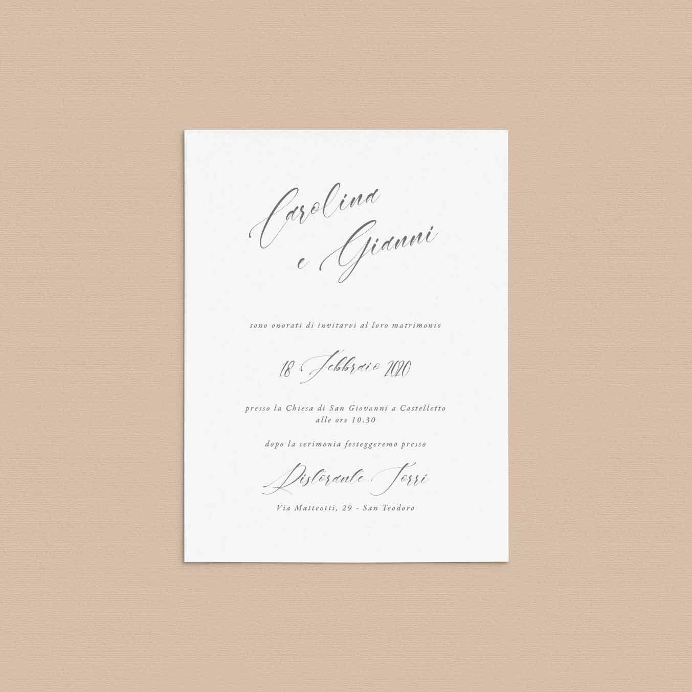 Iniviti-partecipazioni-Vintage-invitation-calligrafia-calligraphy-corsivo-elegante
