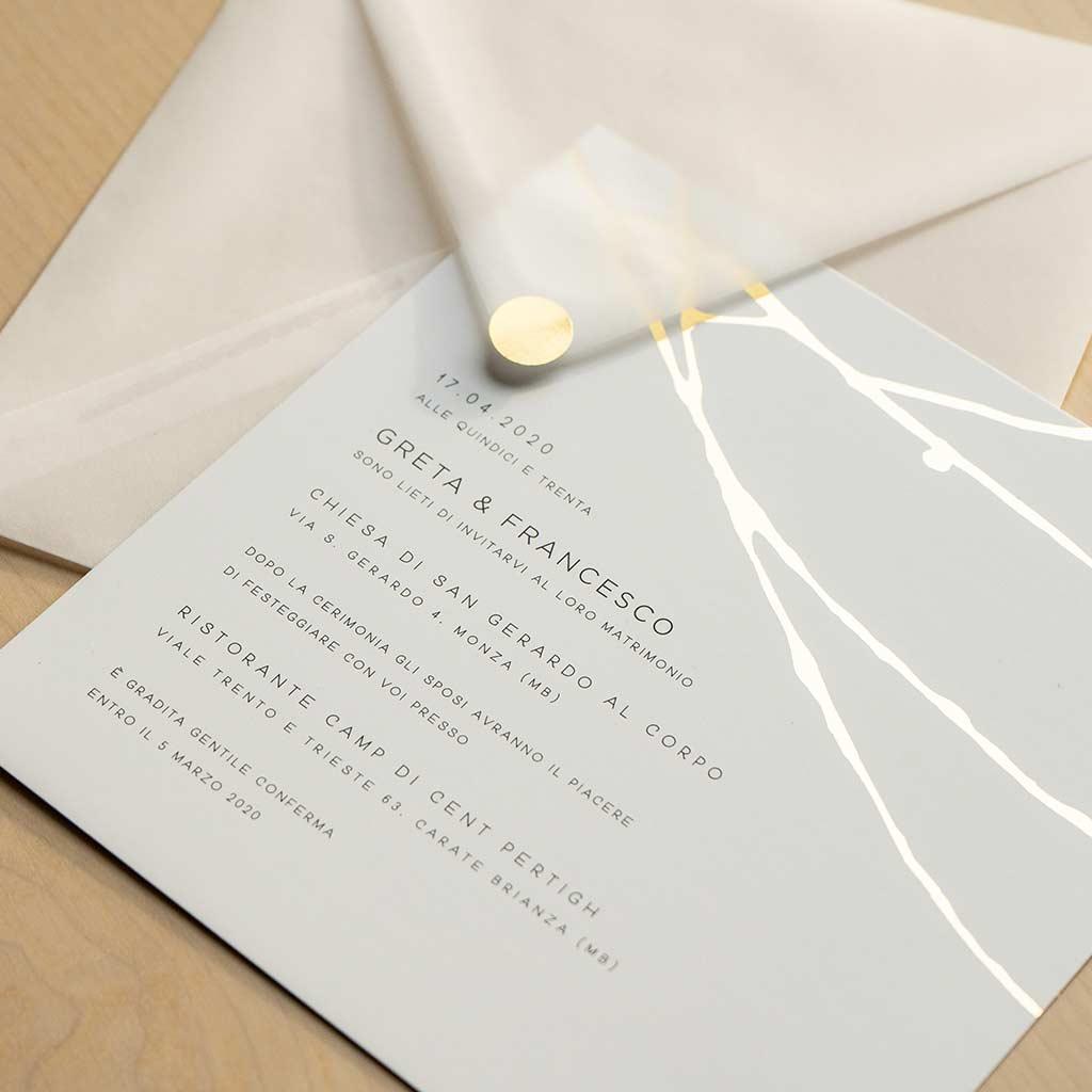 Inviti-Nozze-Partecipazioni-Oro-Nobilitazione-kintsugi-Personalizzate-Gold-Wedding