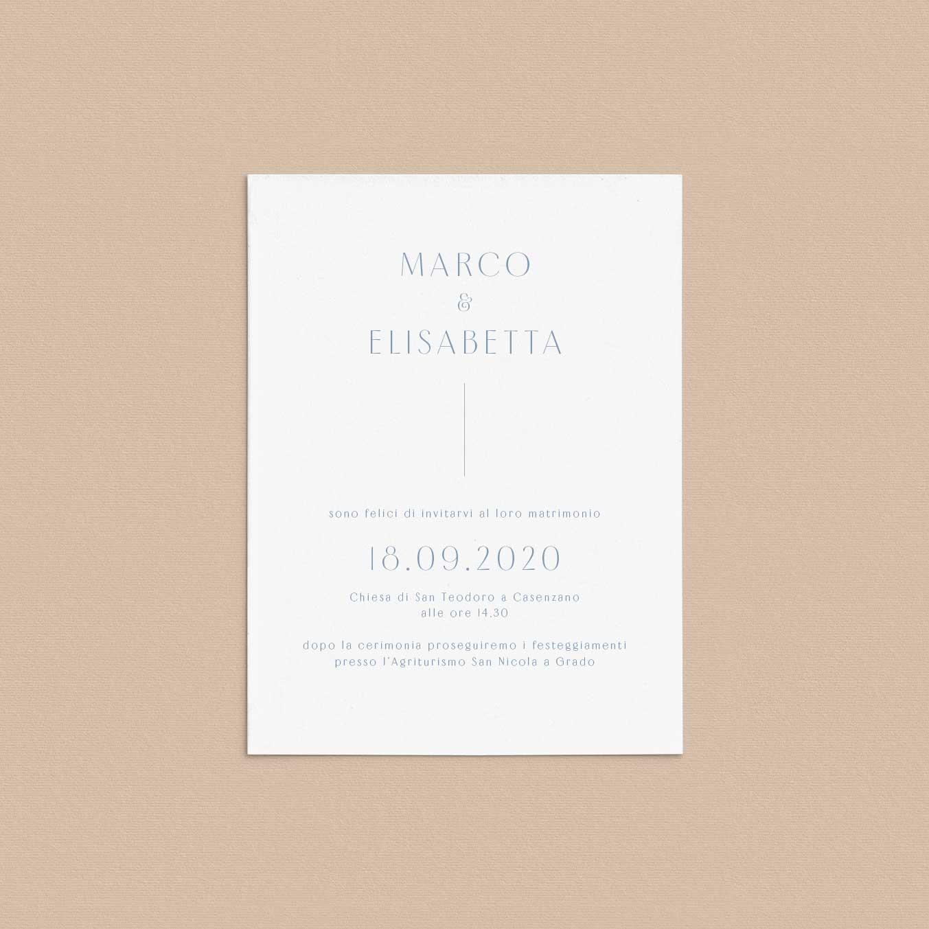 Inviti-Partecipazioni-Matrimonio-nozze-wedding-line-linea-moderne-semplici-essenziali-idee-white-carta-modelli-catalogo-eleganti