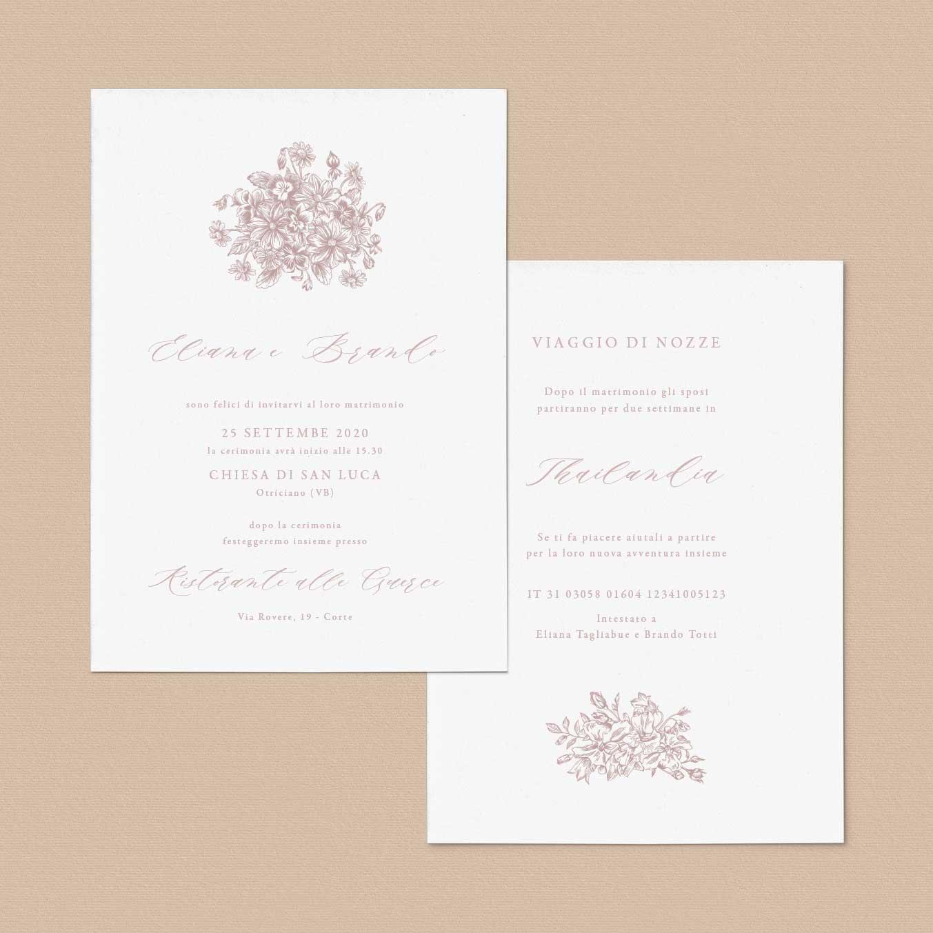 Inviti-di-matrimonio-partecipazioni-di-nozze-fiori-di-loto-fiori-di-ciliegio-tema
