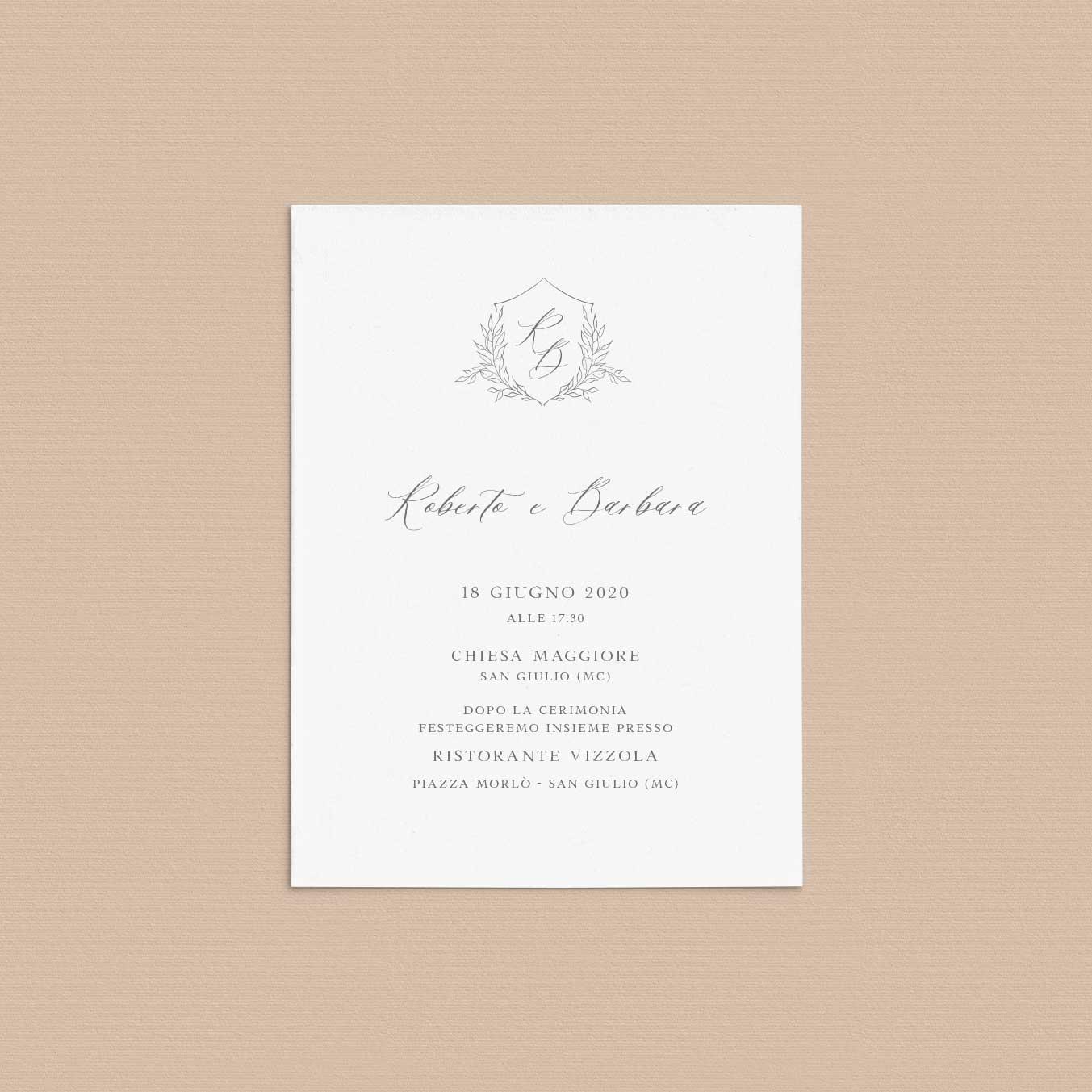 Invito-matrimonio-2020-stemma-rustico-vintage-personalizzato-su-misura-partecipazioni-nozze