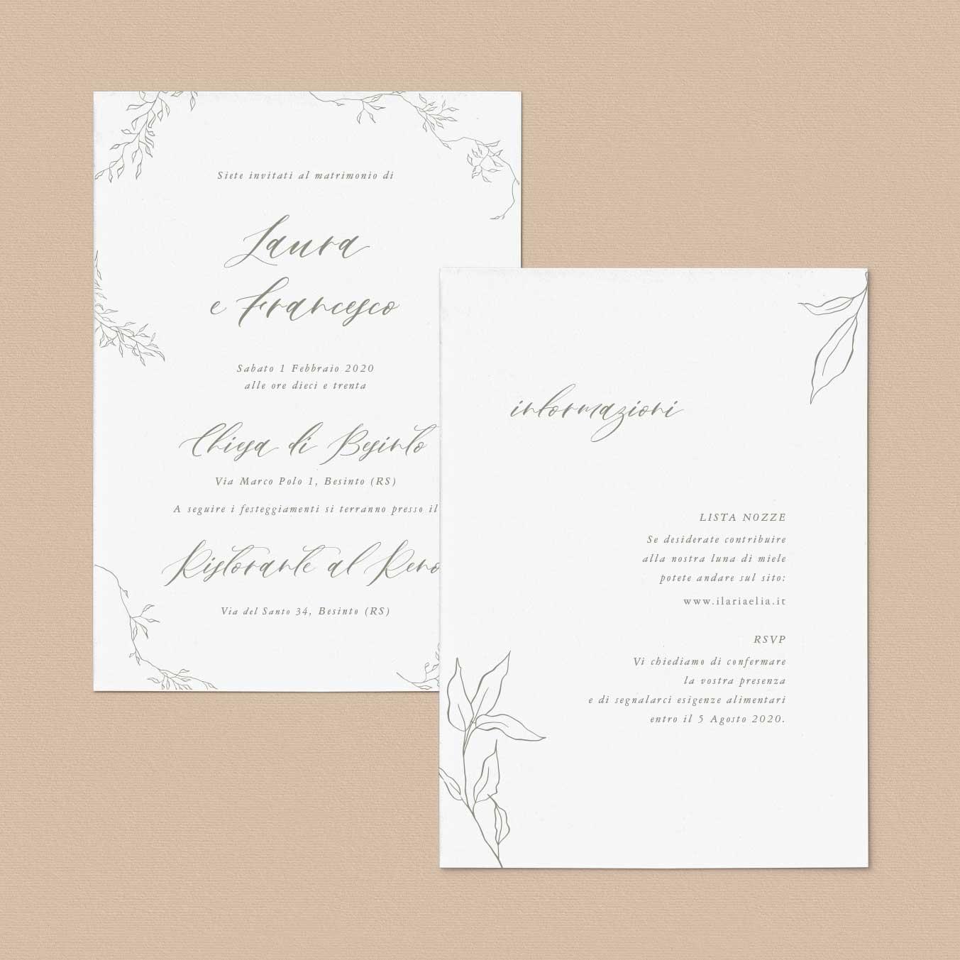 Partecipazioni-catalogo-personalizzate-rustico-vintage-natura-natural-chic-boho-inviti-matrimonio-elegante-vintage