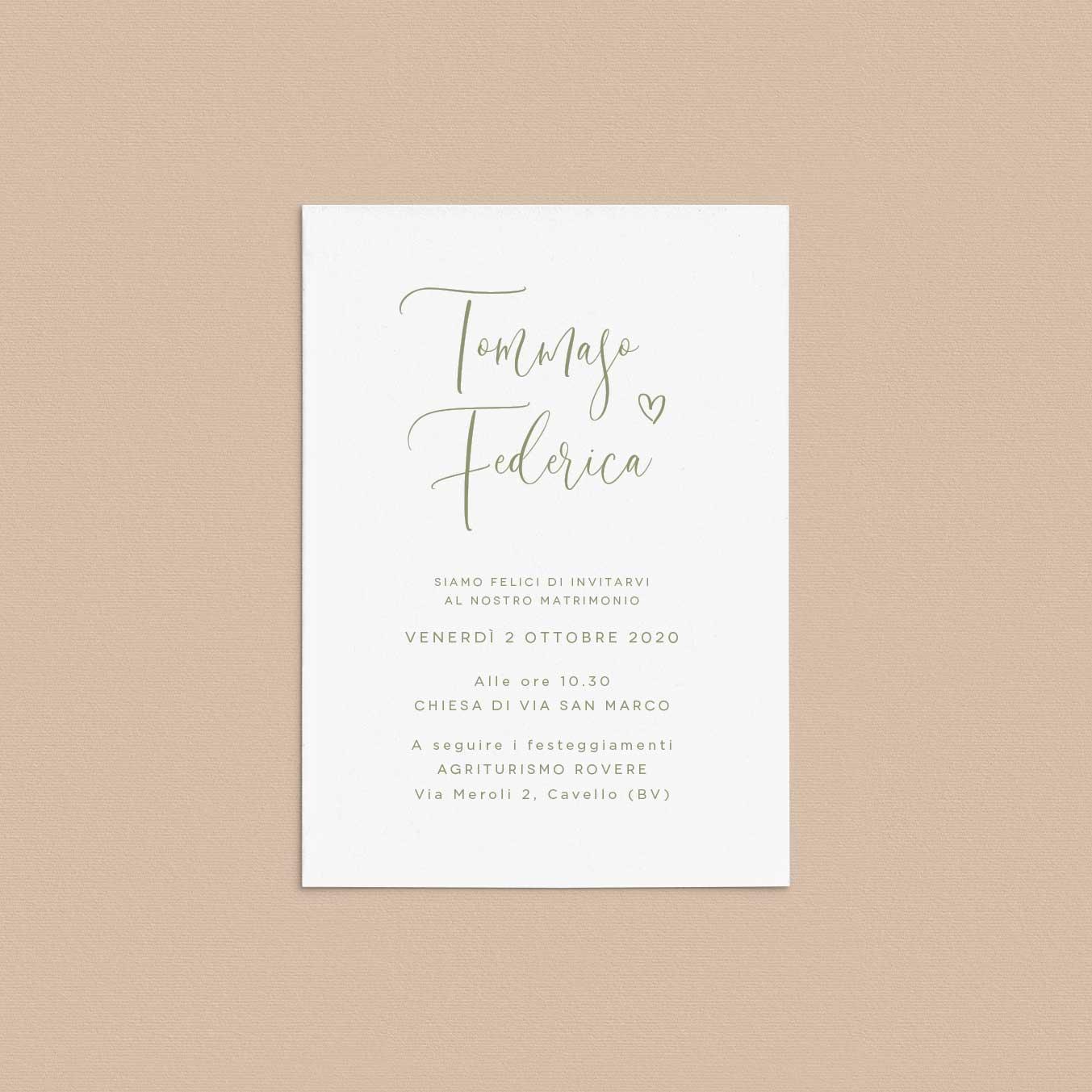 Partecipazioni-di-matrimonio-invito-di-nozze-cuore-calligrafia-calligrafico-Boho-Chic-personalizzate-rustico-moderno