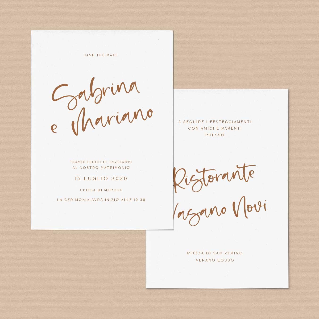 Partecipazioni-di-nozze-invito-di-matrimonio-Boho-Chic-Shabby-personalizzate-moderne-terracotta-modern