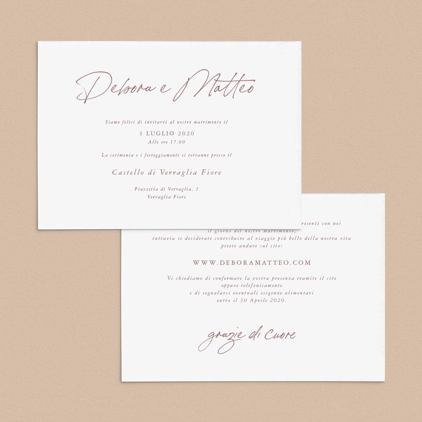 Partecipazioni-di-nozze-invito-di-matrimonio-Boho-Chic-Shabby-personalizzate-moderne-terracotta-rustico-rustic