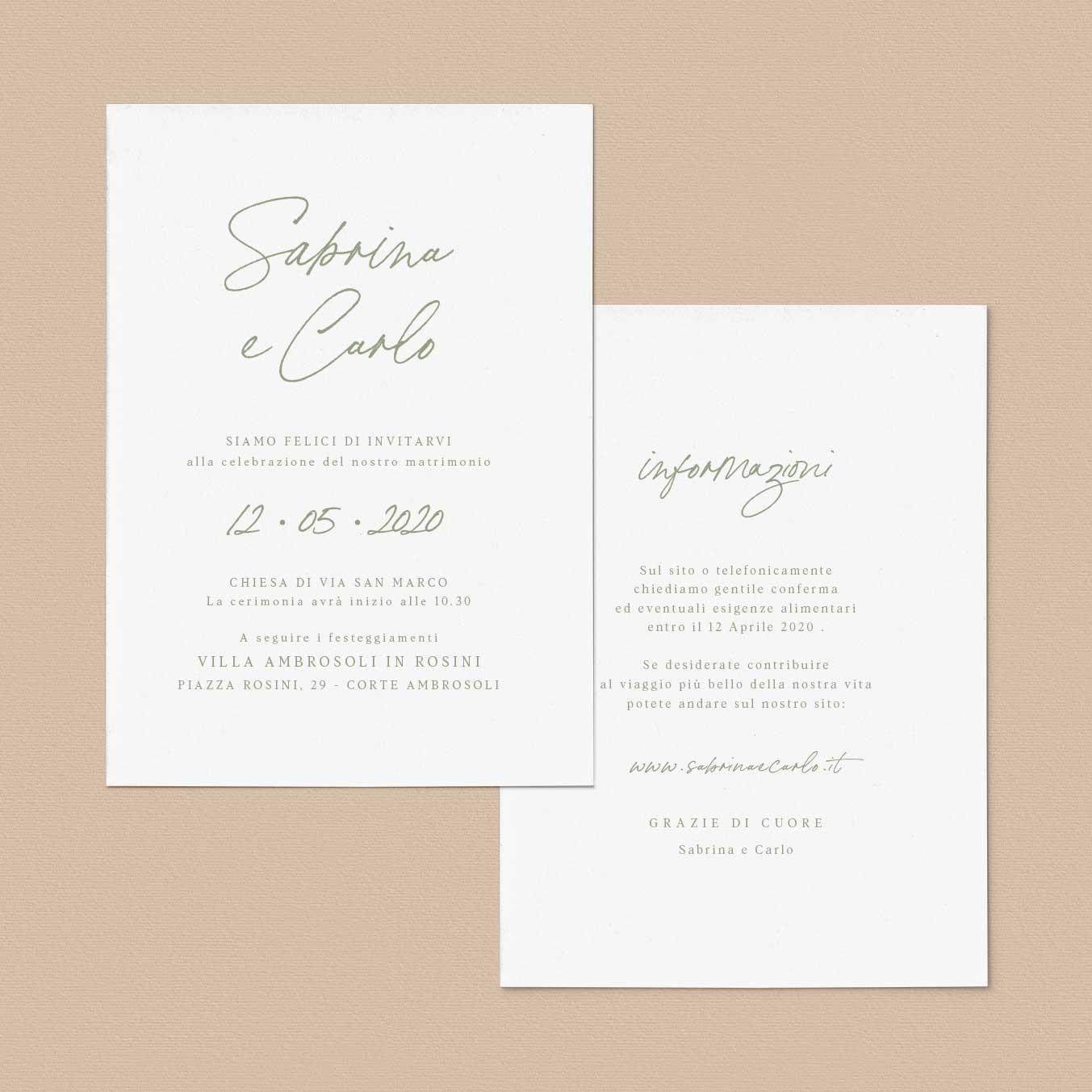 Partecipazioni-di-nozze-invito-di-matrimonio-Boho-Chic-Shabby-personalizzate-moderne-verde-rustico-rustic