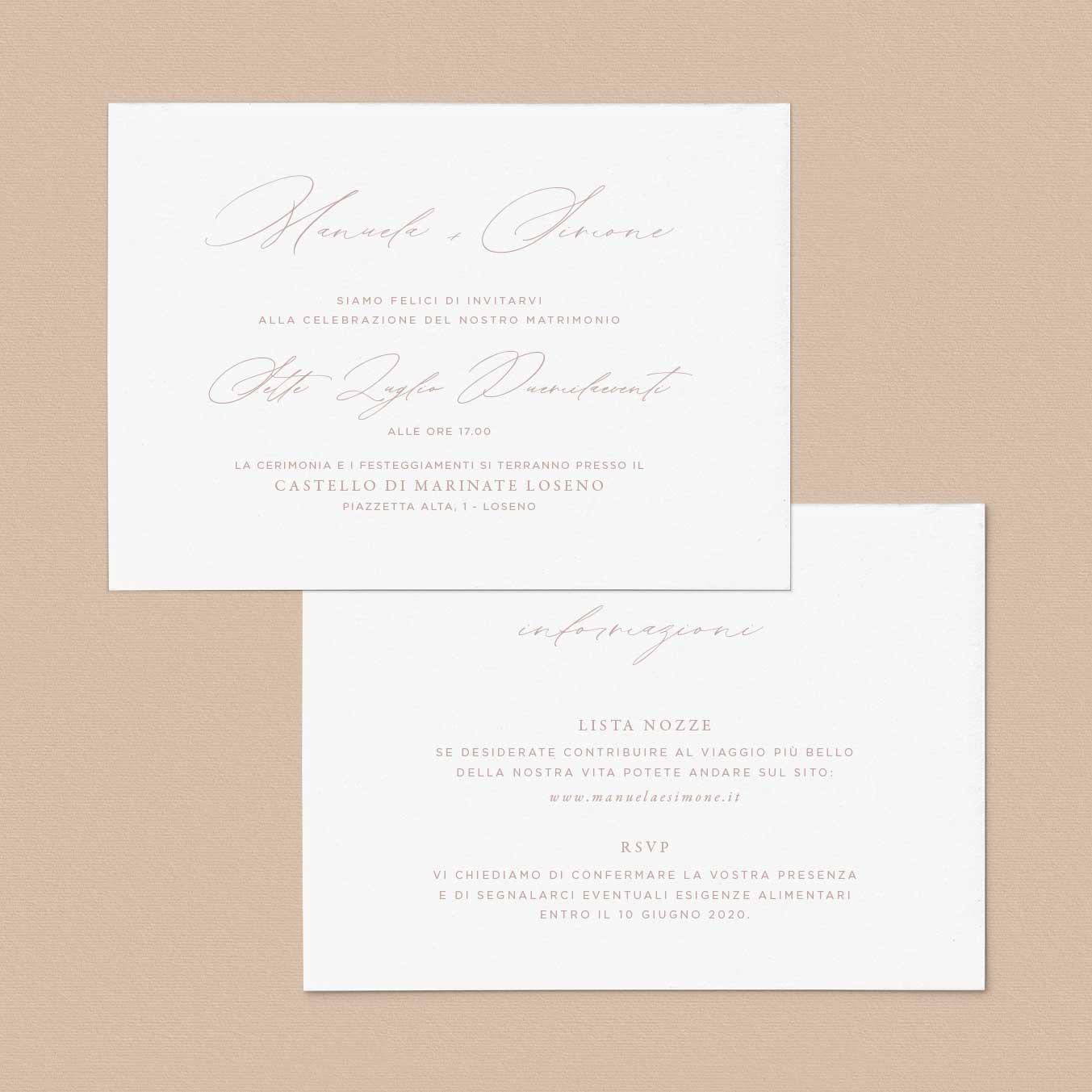 Partecipazioni-inviti-orizzontale-elegante-calligrafico-corsivo-scritti-a-mano-semplice-boho-moderno-online