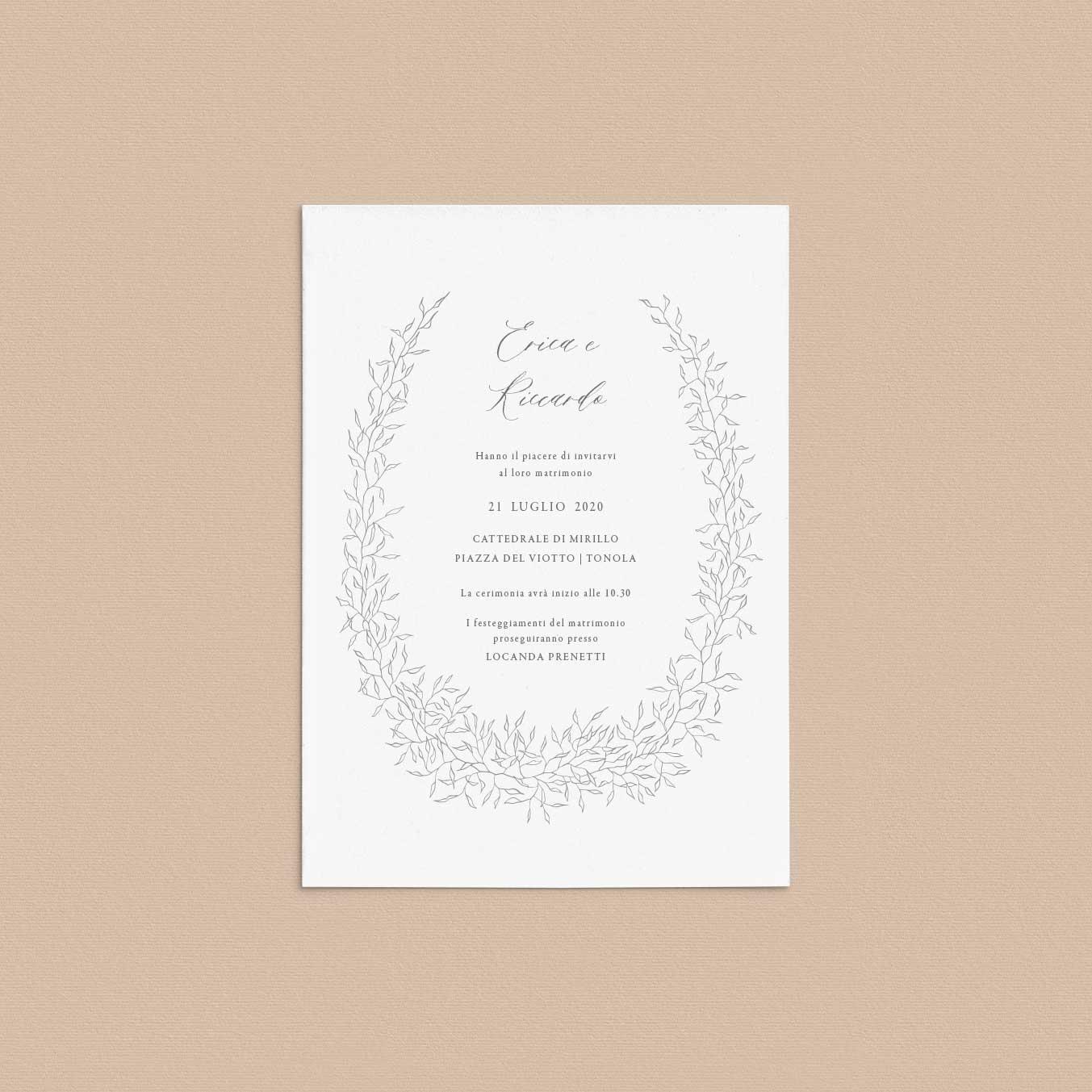 Partecipazioni-matrimonio-inviti-nozze-fiori-ghirlanda-ghirlande-fiore-natura-verde-green-rustico