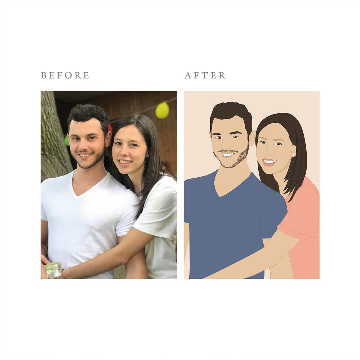 Prima-dopo-ritratto-coppia