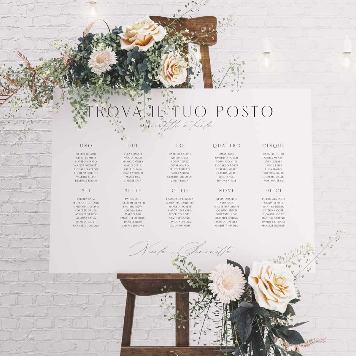 Tableau-de-mariage-wedding-matrimonio-nozze-2020-elegante-moderno-fiori