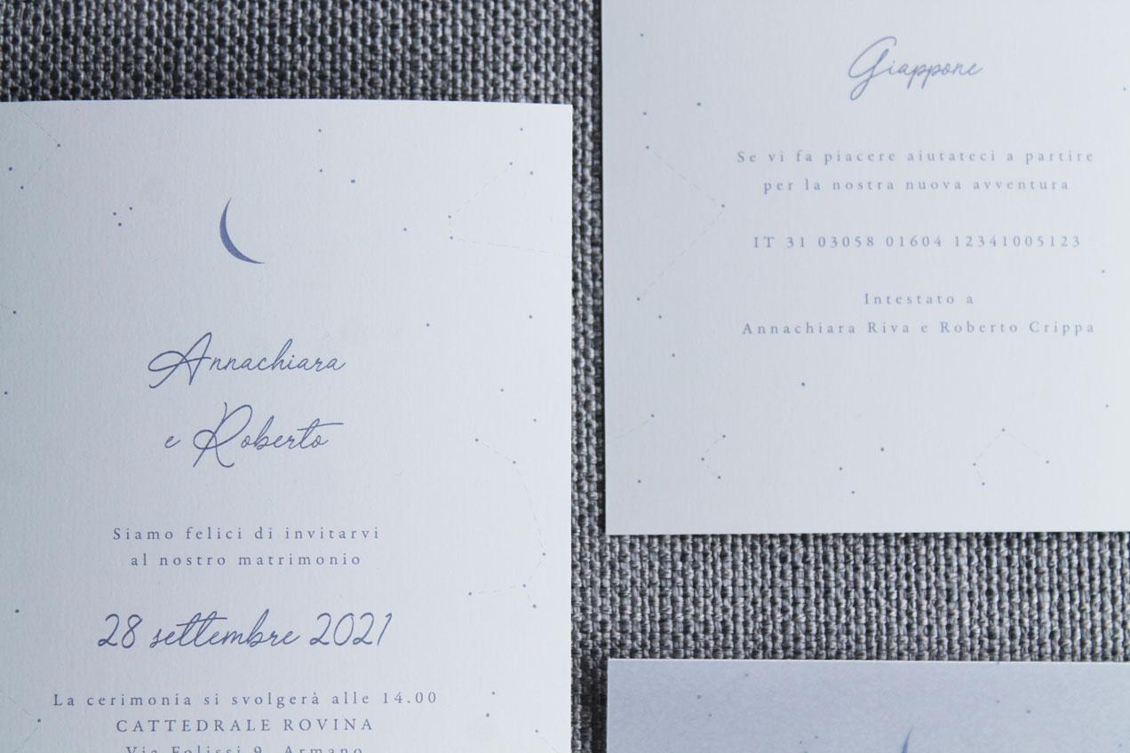 Partecipazioni-nozze-matrimonio-inviti-stelle-luna-costellazioni-blu-oro-