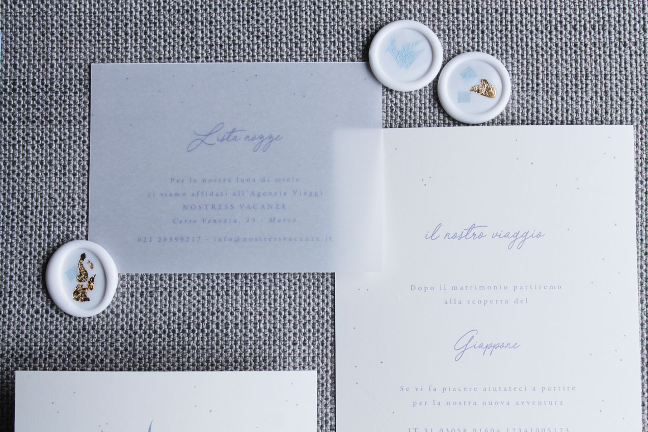 Partecipazioni-nozze-matrimonio-inviti-stelle-luna-costellazioni-blu-oro-azzurro-cielo-polvere